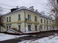 район Печатники, улица 1-я Курьяновская, дом 15. многоквартирный дом