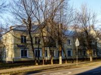 район Печатники, улица 1-я Курьяновская, дом 16. многоквартирный дом