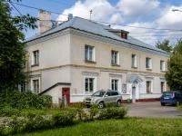 район Печатники, улица 1-я Курьяновская, дом 17. многоквартирный дом