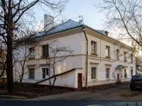 район Печатники, улица 1-я Курьяновская, дом 18. многоквартирный дом
