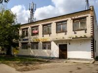 район Печатники, улица 1-я Курьяновская, дом 18А. офисное здание