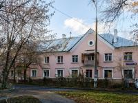 район Печатники, улица 2-я Курьяновская, дом 6. многоквартирный дом
