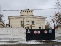 район Печатники, улица 2-я Курьяновская, дом 7. офисное здание