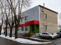 район Печатники, улица 2-я Курьяновская, дом 9. супермаркет
