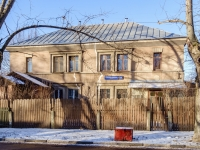 район Печатники, улица 2-я Курьяновская, дом 14. многоквартирный дом