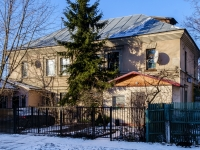 район Печатники, улица 2-я Курьяновская, дом 20. многоквартирный дом