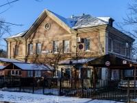 район Печатники, улица 2-я Курьяновская, дом 22. многоквартирный дом