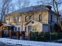 район Печатники, улица 2-я Курьяновская, дом 24. многоквартирный дом