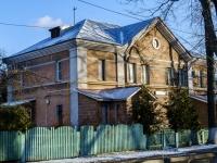 Москва, район Печатники, Курьяновский б-р, дом12