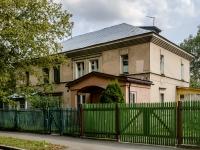 район Печатники, улица 4-я Курьяновская, дом 2. многоквартирный дом