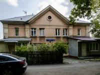 район Печатники, улица 4-я Курьяновская, дом 6. многоквартирный дом
