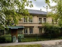 район Печатники, улица 4-я Курьяновская, дом 7. многоквартирный дом