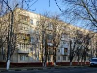 район Печатники, улица Батюнинская, дом 2 к.2. многоквартирный дом