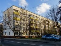 район Печатники, улица Батюнинская, дом 5. многоквартирный дом