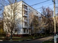 район Печатники, улица Батюнинская, дом 6. многоквартирный дом