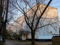 район Печатники, улица Батюнинская, дом 13. многоквартирный дом