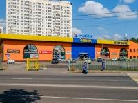 Печатники район, улица Гурьянова, дом 2А. торговый центр
