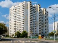 Печатники район, улица Гурьянова, дом 2 к.1. многоквартирный дом