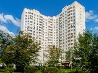 Печатники район, улица Гурьянова, дом 2 к.3. многоквартирный дом
