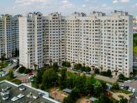 Печатники район, улица Гурьянова, дом 2 к.4. многоквартирный дом