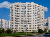 Печатники район, улица Гурьянова, дом 4 к.1. многоквартирный дом