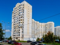 Печатники район, улица Гурьянова, дом 4 к.2. многоквартирный дом