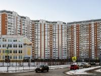 Печатники район, улица Гурьянова, дом 6 к.1. многоквартирный дом