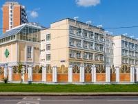 Печатники район, улица Гурьянова, дом 6 к.2. школа №1524