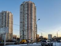 Печатники район, улица Гурьянова, дом 19 к.2. многоквартирный дом