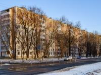 район Печатники, улица Кухмистерова, дом 3 к.1. многоквартирный дом