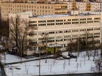 район Печатники, улица Кухмистерова, дом 5. офисное здание