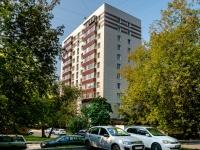 район Печатники, улица Шоссейная, дом 29 к.1. многоквартирный дом