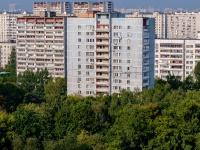 район Печатники, улица Шоссейная, дом 31 к.2. многоквартирный дом