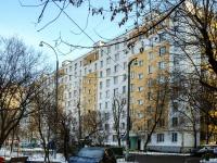 район Печатники, улица Шоссейная, дом 54 к.2. многоквартирный дом