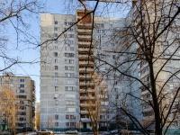 район Печатники, улица Шоссейная, дом 58 к.4. многоквартирный дом