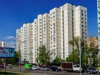 район Текстильщики, улица Люблинская, дом 47. многоквартирный дом