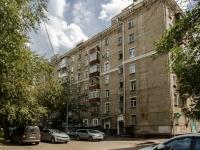 улица Кожуховская 5-я, дом 9. многоквартирный дом