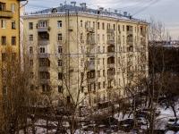 Южнопортовый район, улица Кожуховская 5-я, дом 14. многоквартирный дом