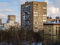 Южнопортовый район, улица Кожуховская 5-я, дом 16. многоквартирный дом