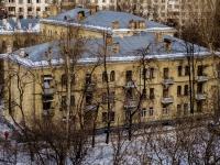 Южнопортовый район, улица Кожуховская 5-я, дом 17 к.1. многоквартирный дом