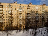 Южнопортовый район, улица Кожуховская 5-я, дом 18 к.1. многоквартирный дом