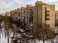 Южнопортовый район, улица Кожуховская 5-я, дом 18 к.2. многоквартирный дом