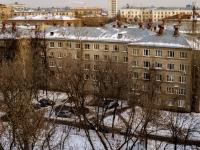 Южнопортовый район, улица Кожуховская 5-я, дом 19 к.2. многоквартирный дом