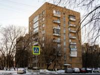 Южнопортовый район, улица Кожуховская 5-я, дом 20. многоквартирный дом