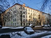 Южнопортовый район, улица Кожуховская 5-я, дом 21. многоквартирный дом