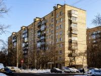 Южнопортовый район, улица Кожуховская 5-я, дом 22 к.1. многоквартирный дом