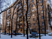Южнопортовый район, улица Кожуховская 5-я, дом 22 к.2. многоквартирный дом
