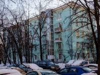 Южнопортовый район, улица Кожуховская 5-я, дом 24 к.1. многоквартирный дом