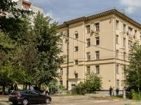 улица Кожуховская 6-я, дом 3 к.2. многоквартирный дом