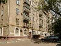улица Кожуховская 6-я, дом 4. многоквартирный дом